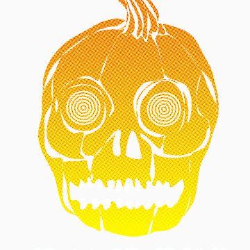Halloween Pumpkin Trick or Treat? by bezoomy