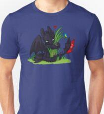 Dragons Love Grass T-Shirt