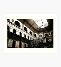 Kilmainham Gaol, Ireland Art Print