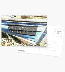 Whitstable Oyster Co. Boat  Postcards