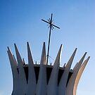 metropolitan catedral of brasilia by momarch