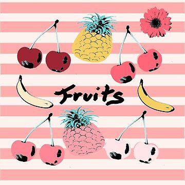 fruits by susana-art