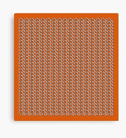 Subgrid 110 Canvas Print