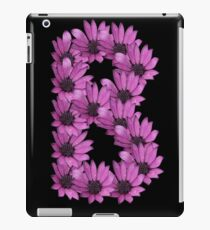 Alphabet B iPad Case/Skin