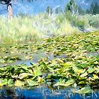 Taho in Green by linaji