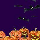 Halloween Holiday by Irina Reznikova