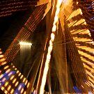 Wheel of Lights by Nicholas de Boos