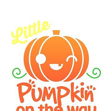 Little Pumpkin On The Way by VomHaus