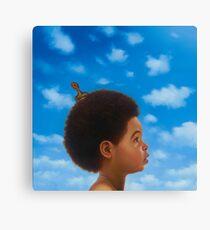 Young Drake, NWTS Canvas Print