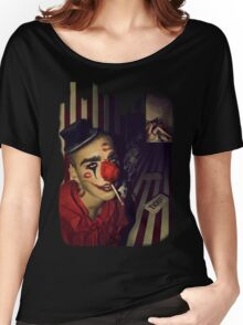 Circus kiss Women's Relaxed Fit T-Shirt