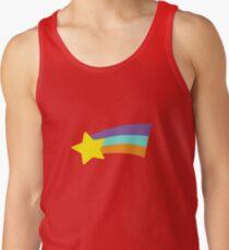 Mabel Rainbow Star Sweater Schwerkraft fällt Tank Top