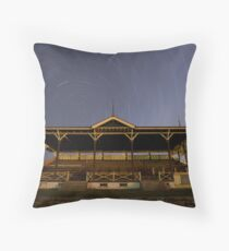 Grandstand • Armidale Throw Pillow