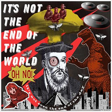 It's Not The End Of The World [OASIS / Beady Eye / Liam Gallagher Band Tribute] by phigment-art