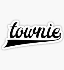 Townie - Show your townie pride - Newfoundland Sticker