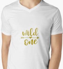 Wild One Men's V-Neck T-Shirt