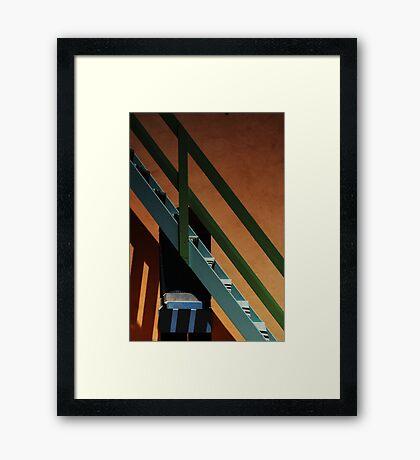 Sty-ra Sicilia Framed Print