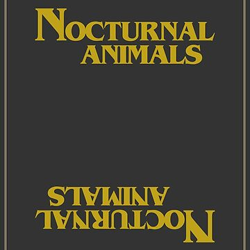 nocturnal animals by mildstorm