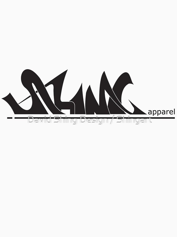 Shing Apparel Original T-Shirt by Shing