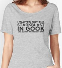 I Waited Out The Starkblast Women's Relaxed Fit T-Shirt