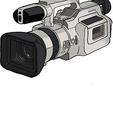 Camera Nerd by serge-o-sketch