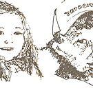 Sam Sloane Scribbles 1 by JourdanStudios