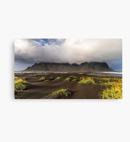 Vestrahorn - Iceland Canvas Print