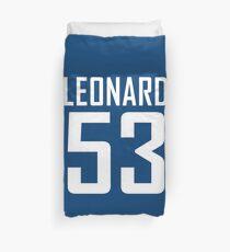 LEONARD 53 Duvet Cover