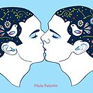 Teenager Liebhaber by Vilela Valentin