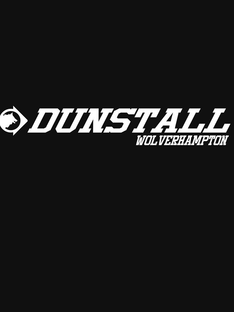 DUNSTALL Logo Spoof by danbadgeruk