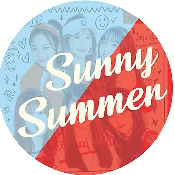 GFRIEND Sunny Summer! by Kimidesigns