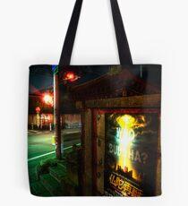 Night in seko Tote Bag