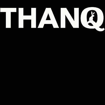 Qanon Thank Q Anon THANQ Woke to The Great Awakening Justice  by JenniferMac