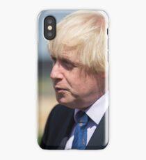 Boris Johnson MP iPhone Case/Skin