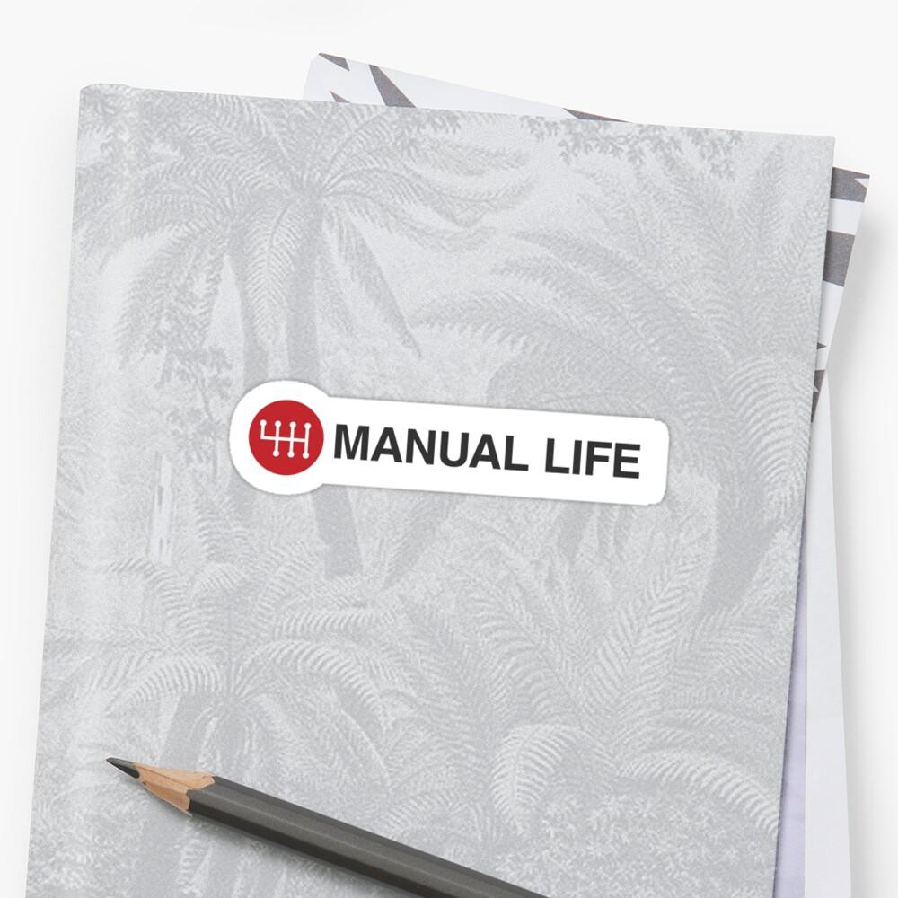 Manual Life by ApexFibers