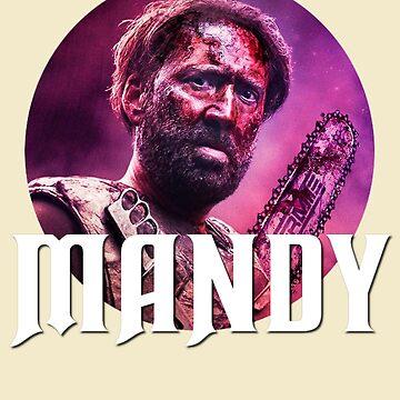 Mandy Movie by GarrettMcDowel1