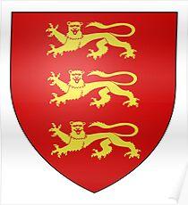 Póster French France Coat of Arms 17349 Blason Littenheim