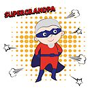 Super Grandpa  by grafart