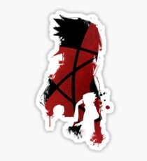 Pegatina Sasuke e Itachi