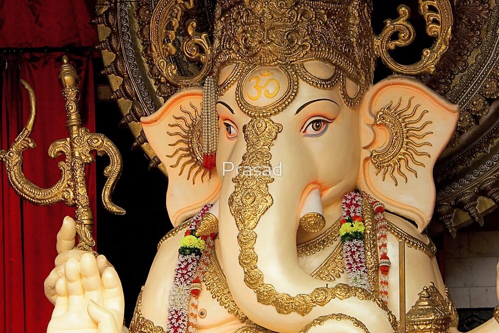 Lord Ganesh #2 by Prasad