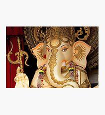 Lord Ganesh #2 Photographic Print