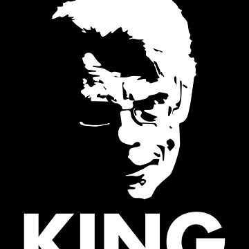 KING - Homage to Stephen King by TomCroce91