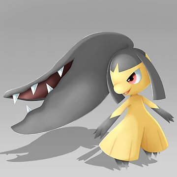 Mawile by ShinyhunterF