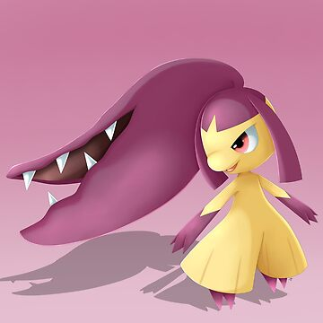 Shiny Mawile by ShinyhunterF