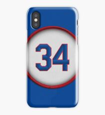 34 - The Ryan Express (Texas) iPhone Case