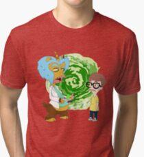 Big Mouth Tri-blend T-Shirt