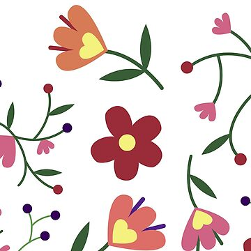 Pattern Collection  Flowers  by ShyneR