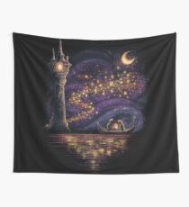 Lanterns Of Hope Wall Tapestry