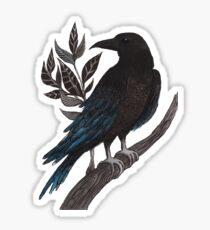 Rabe Sticker