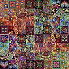 JWildfire Quilt Pattern by wolfepaw