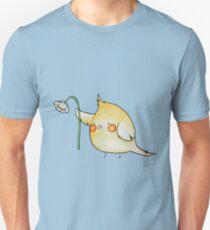 Cheeky the Cockatiel Unisex T-Shirt